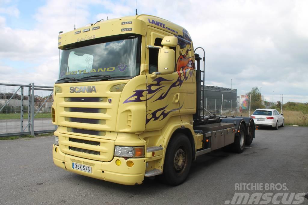 Scania R 580 LB 6x2*4