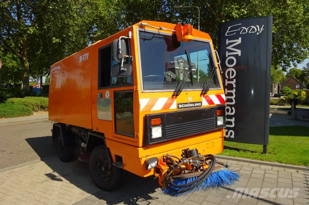 Schoerling MTTV 5 Sweeper