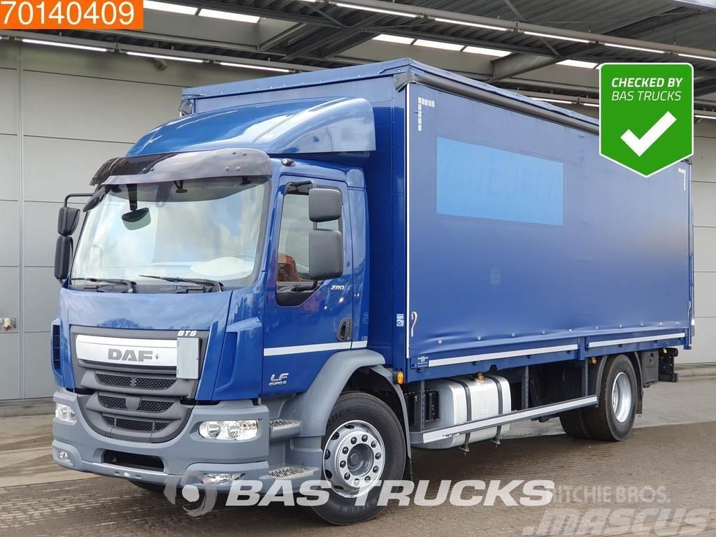 DAF LF 280 4X2 18 Tons German Truck Automatic LBW Euro
