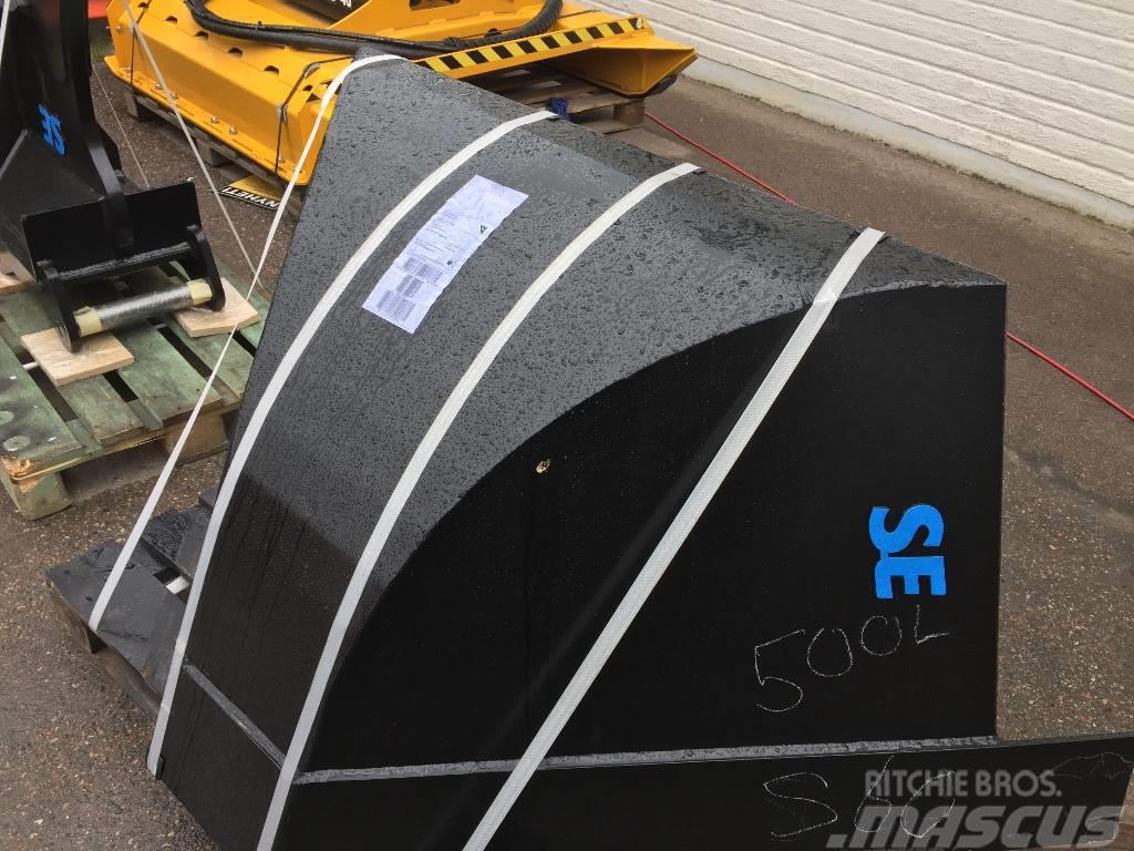 [Other] Diksesskopa / Profilskopa 250L - S40 / S45 - fäste