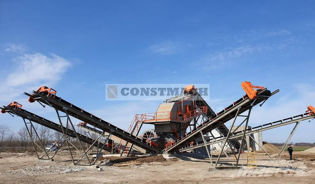 Constmach SCREENING & WASHING PLANT - 200 tph CAPACITY - FOR