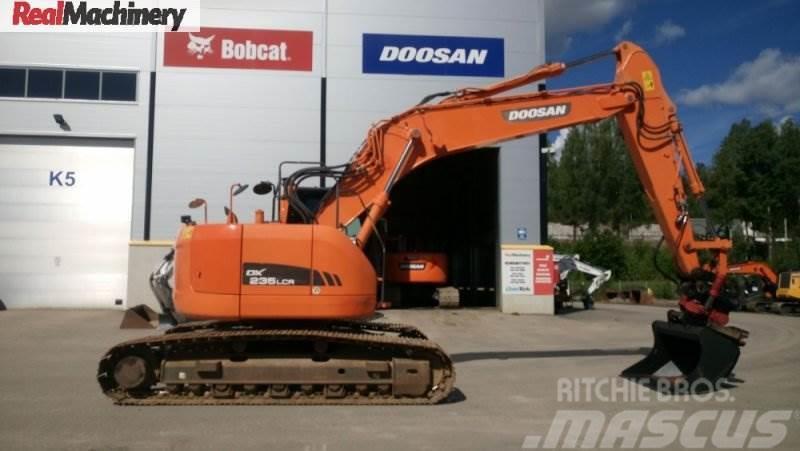 Doosan DX235LCR