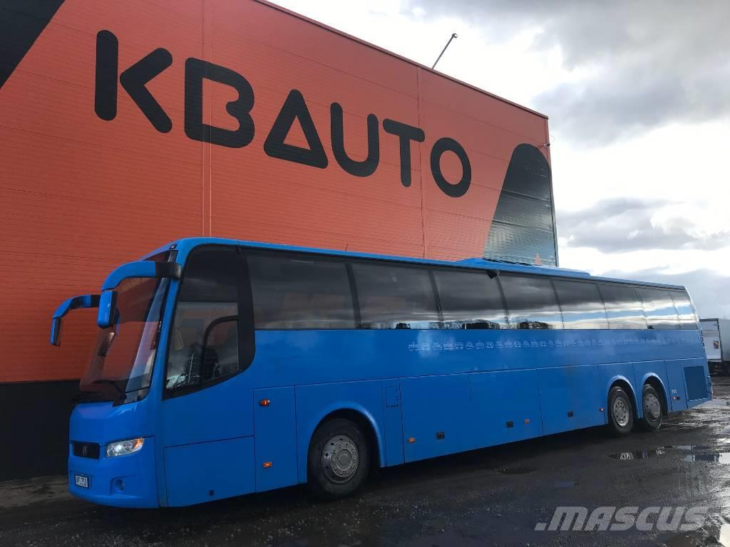 Volvo 9700H New Engine! Euro 5