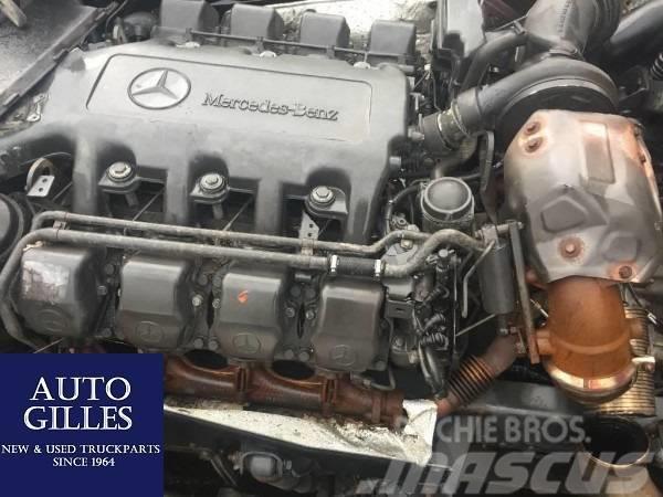 Mercedes-Benz OM502LA Euro5 / OM 502 LA Euro 5