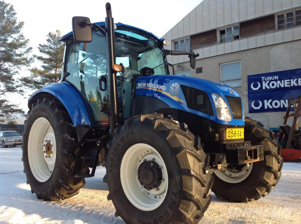 New Holland T 5.95 dc,ps,ac,as
