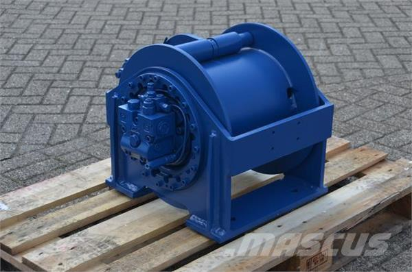 [Other] DEGRA Winch/Lier/Winde 5 Tons DEGRA DHW2.53-50-91-