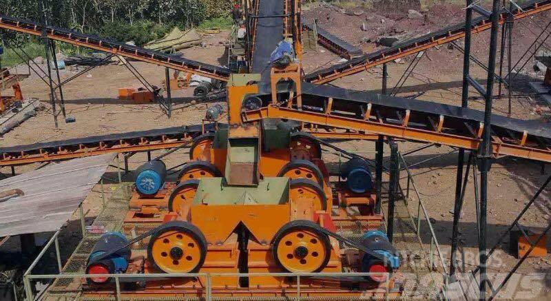 JBS 60 cubic meter crushing plant