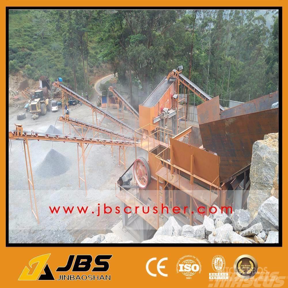 Jbs 60 cubic meter crushing plant preis for Cubig gebraucht