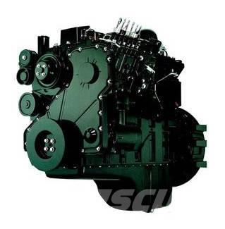 Cummins B Series Engines for Vehicles/Vessels/Machines, Motorer