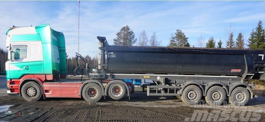 Scania R560 + Langendorf