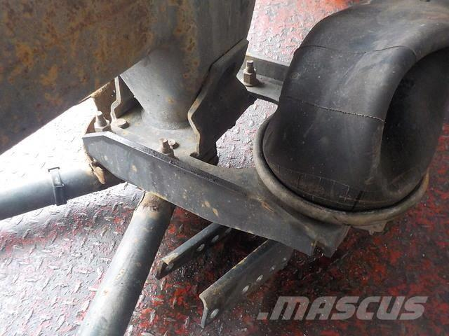 Volvo FM Air suspension bracket 20453250