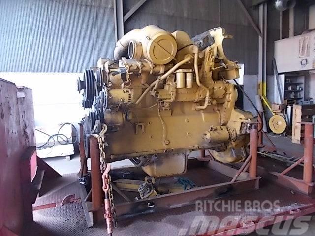 Caterpillar D353 SP Engine