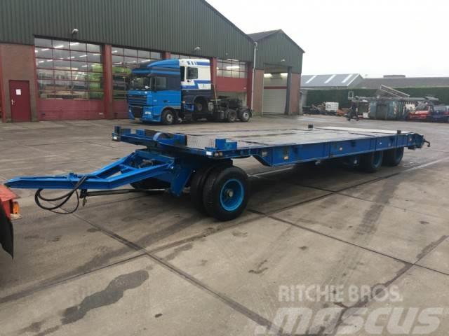Axle Load Limits : Used nooteboom asdv axle load capacity ton