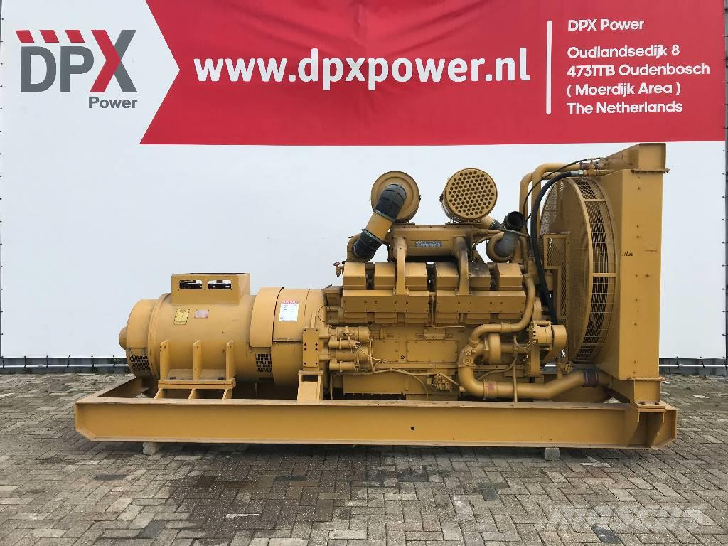 Cummins KTA 2300G - 630 kVA Generator - DPX-11602