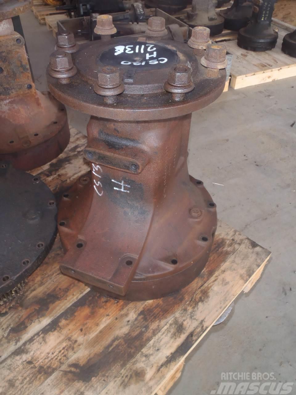 [Other] Rear axle Case IH CS 130