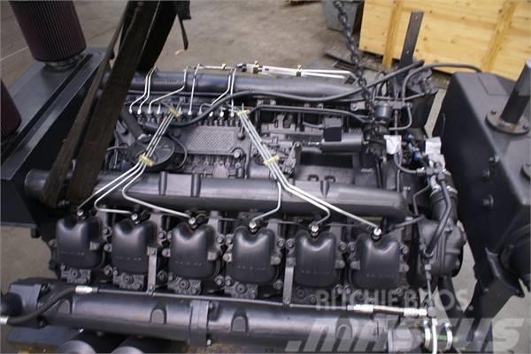 MAN D2842ME, 2012, Motorer