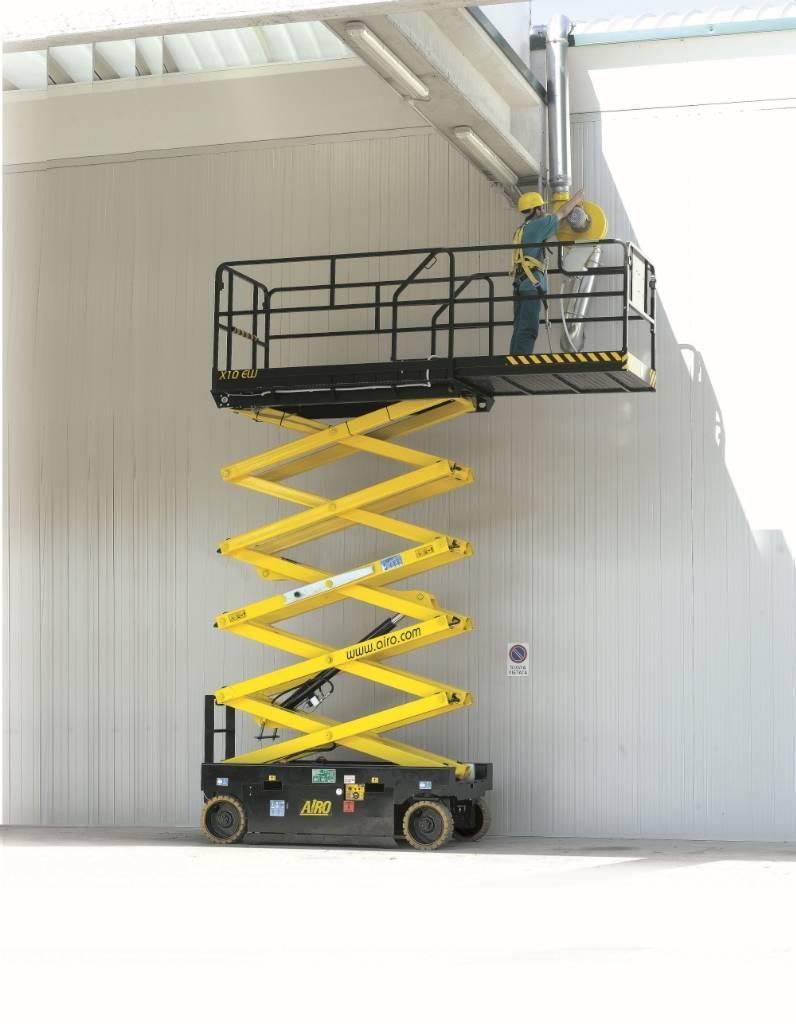 Airo X12 EN / 12,10 m / szer. 0,89 m / 300 kg