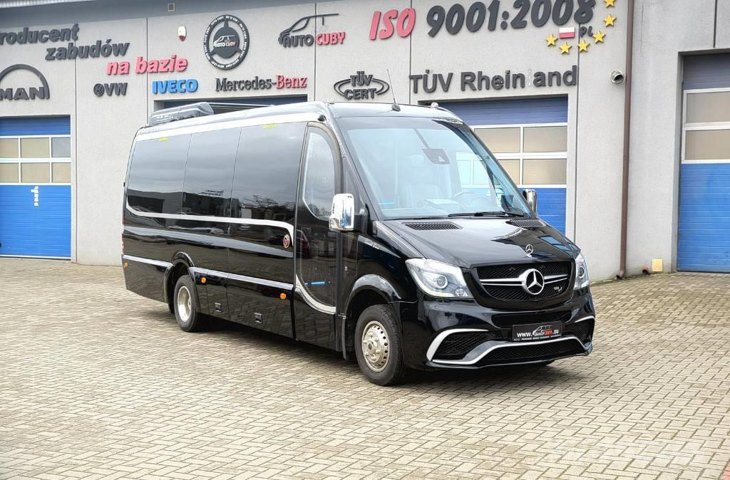 mercedes benz cuby sprinter 519 cdi tourist line bus 328. Black Bedroom Furniture Sets. Home Design Ideas