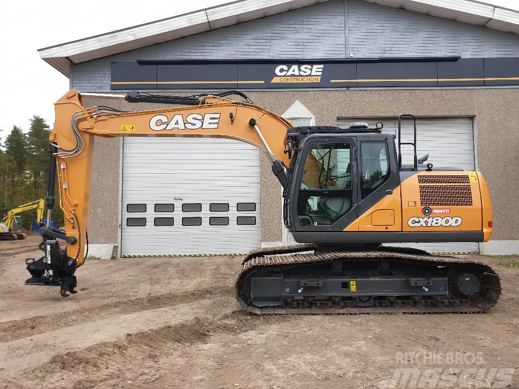 CASE CX180D LC