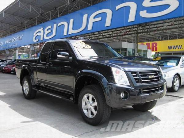 isuzu d max hi lander space cab 2 5 ddi i teq mt pickup. Black Bedroom Furniture Sets. Home Design Ideas