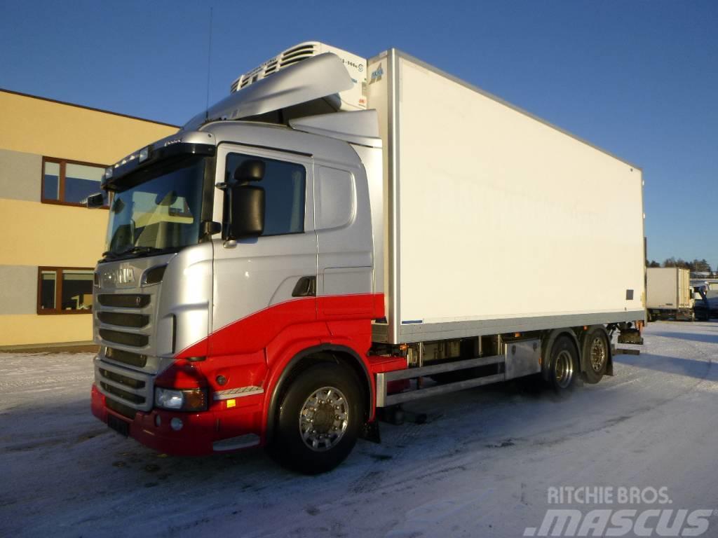 Scania R560 6x2+EURO5+FULL AIR
