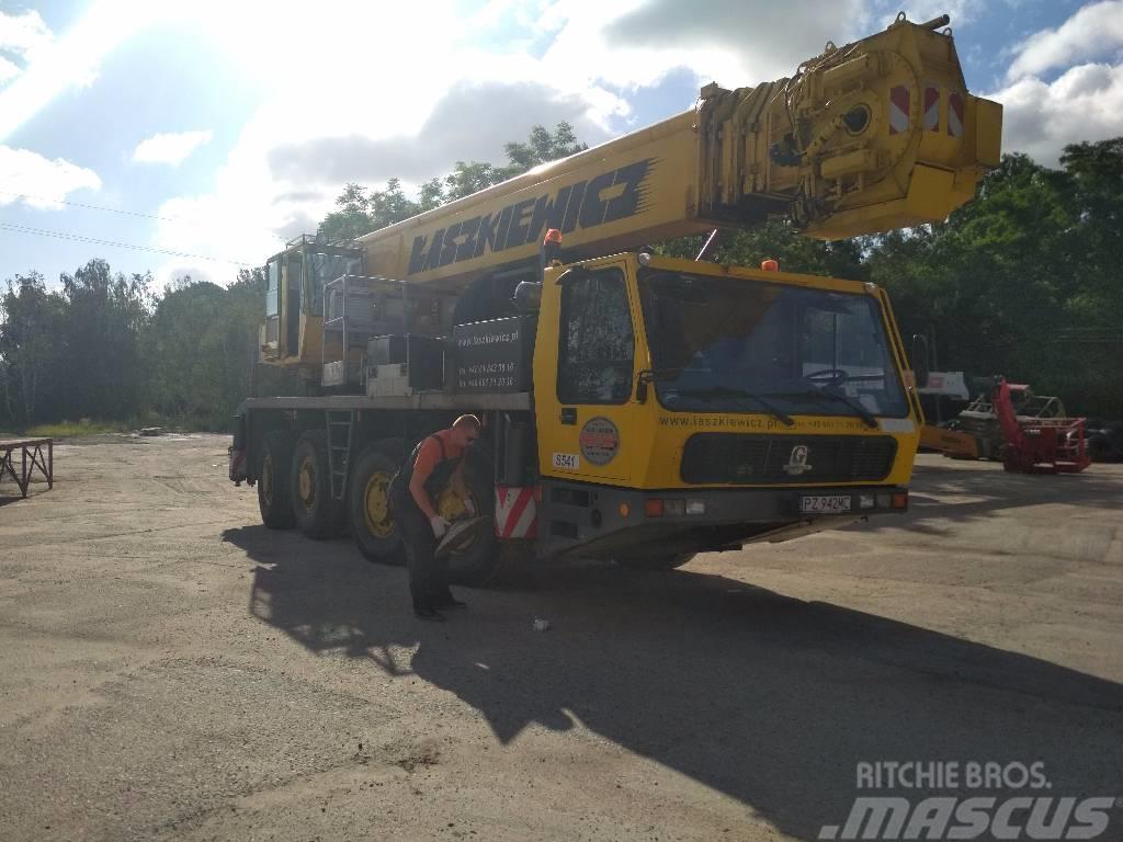 Multitel 52m J352TA