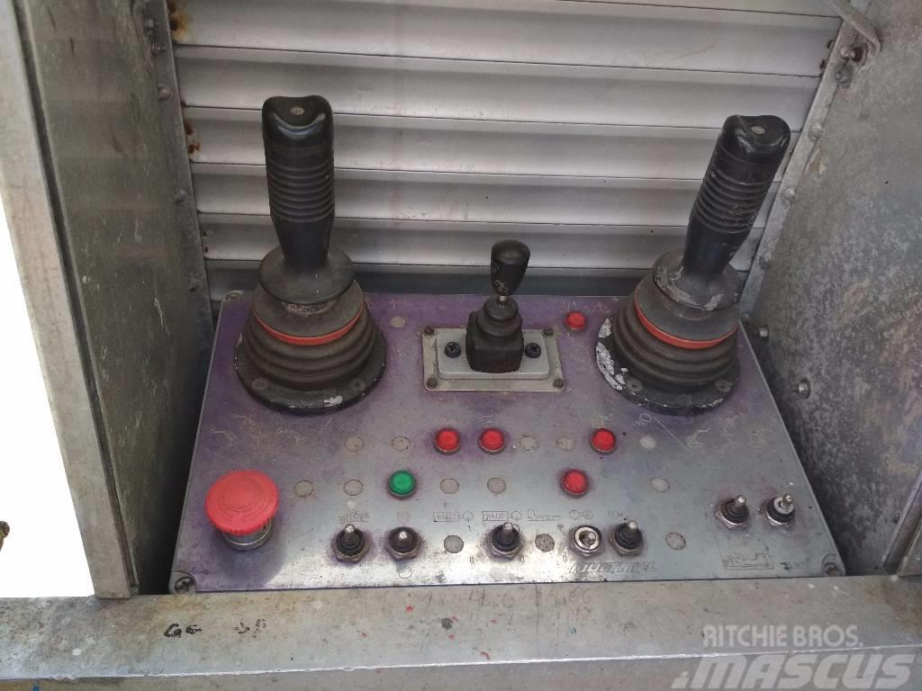 Multitel 52m J352TA, 1999, Billyftar