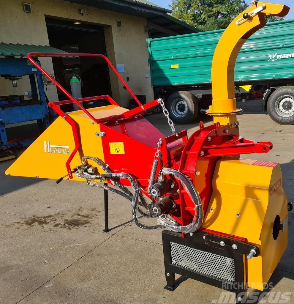 Weifang Fred Machinery WC-8H traktorhajtású faaprító