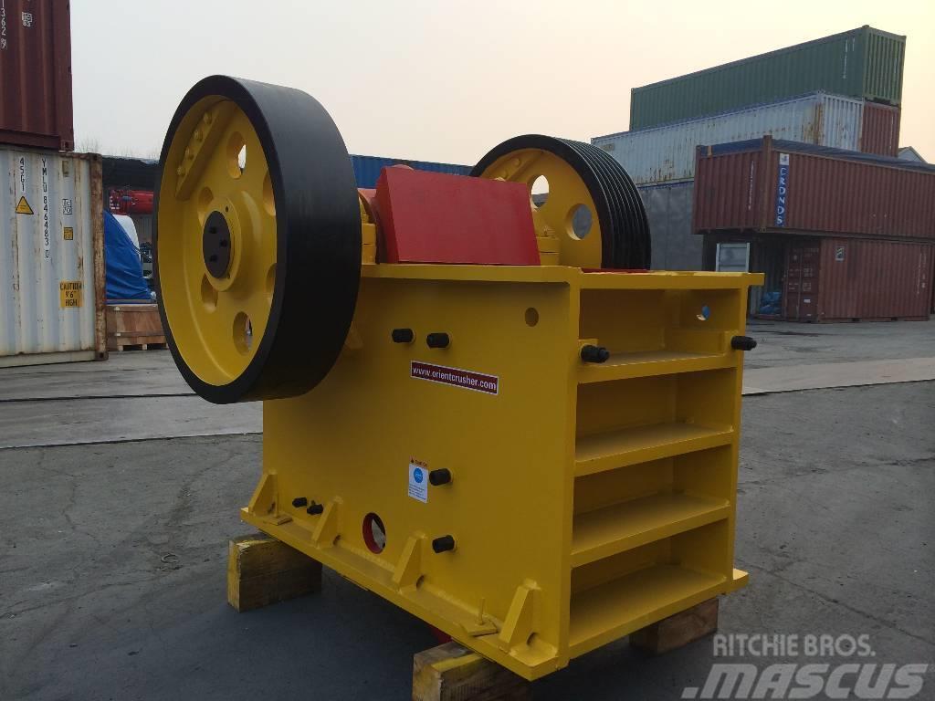 [Other] Shanbao Jaw Crusher Stone Crushing Machine PE-500x