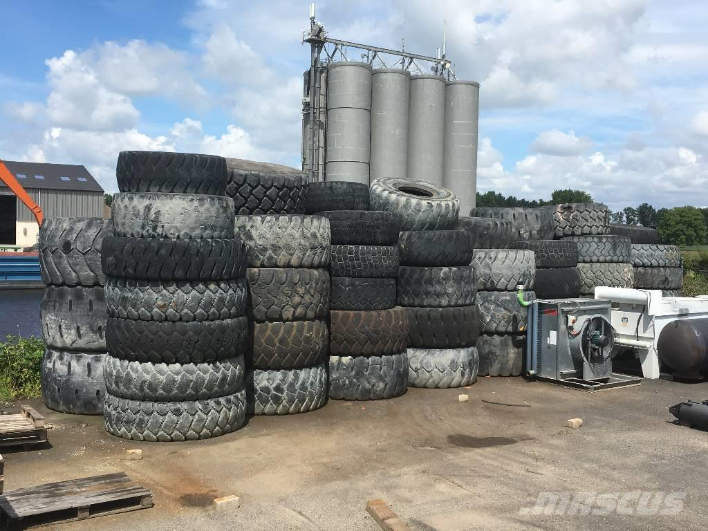 Bridgestone Used Tyres Package 38 pcs - DPX-10906