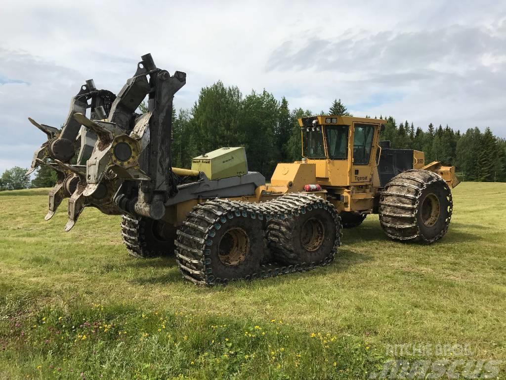 Tigercat Skidder 635