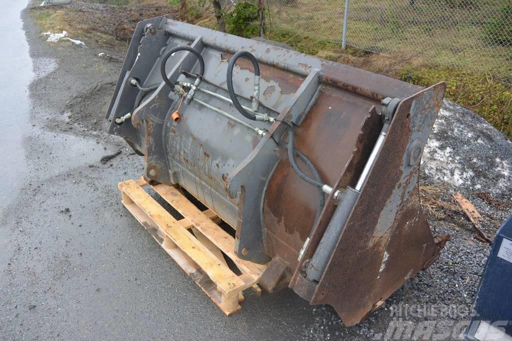 Volvo L30 hydraulisk kombiskopa 7500:-+m