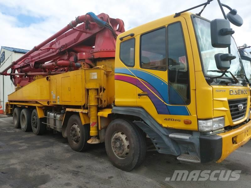 [Other] Daenong 50m, x leg, Daewoo Chassis