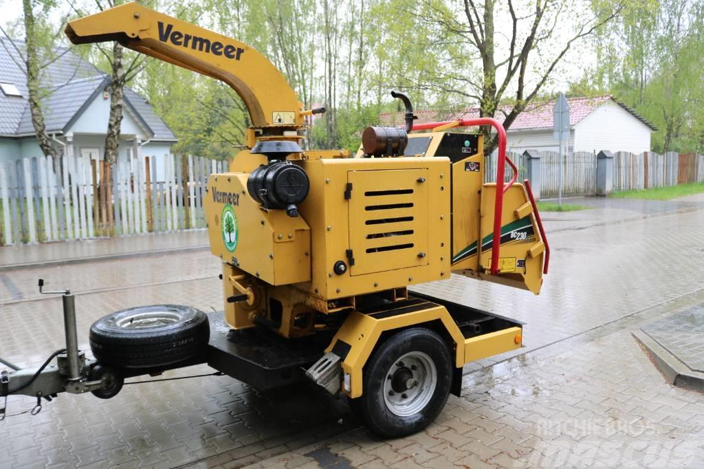 Vermeer BC230XL