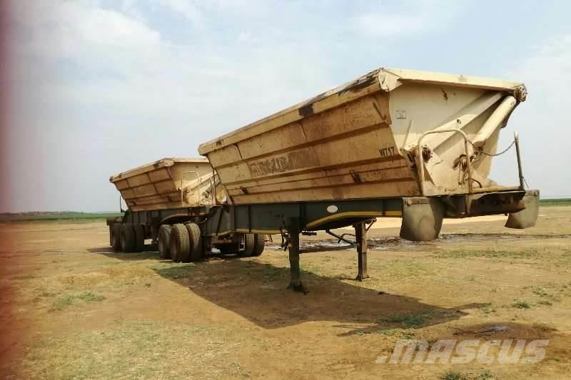 [Other] SATB SA Truck Bodies Interlink Side Tipper D/Axle