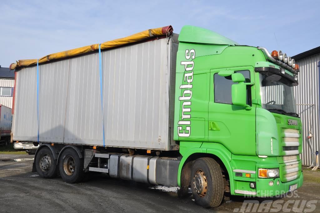 Scania R480 6X2