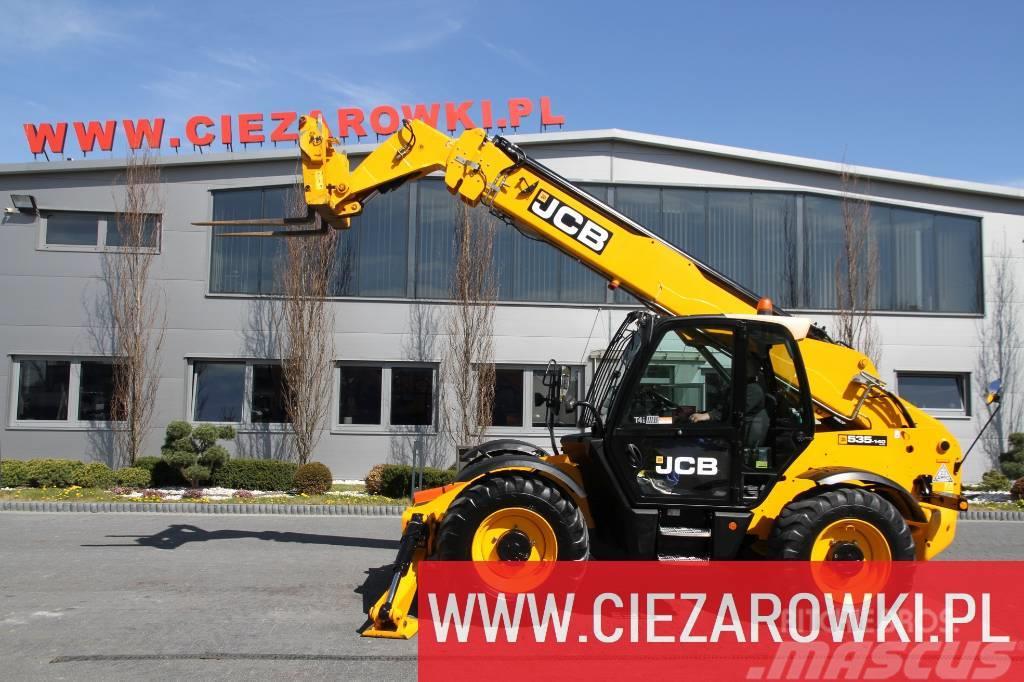 JCB 535-140 Hiviz /1,300 mth / 3,500kg - 14m / 4x4x4/