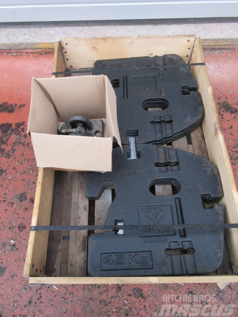 New Holland Etupainot T6000, T6 ym.