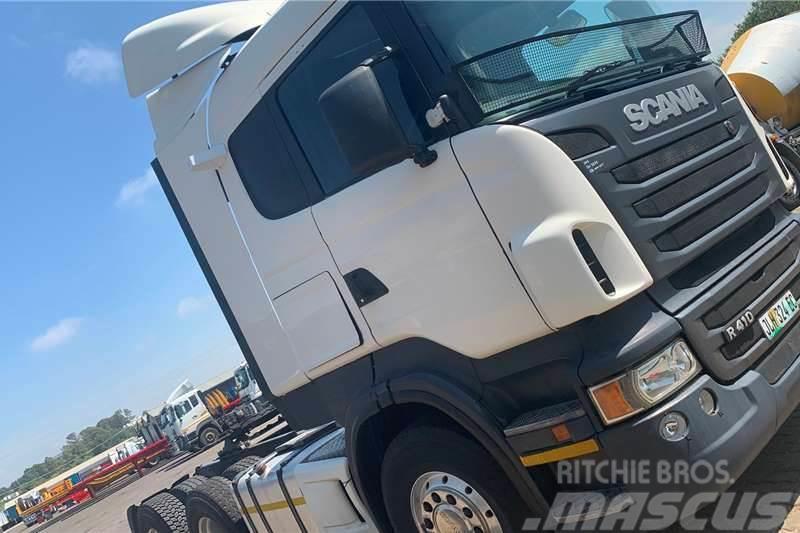 Scania 2013 SCANIA 4100