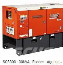 Kubota Generators SQ-3300