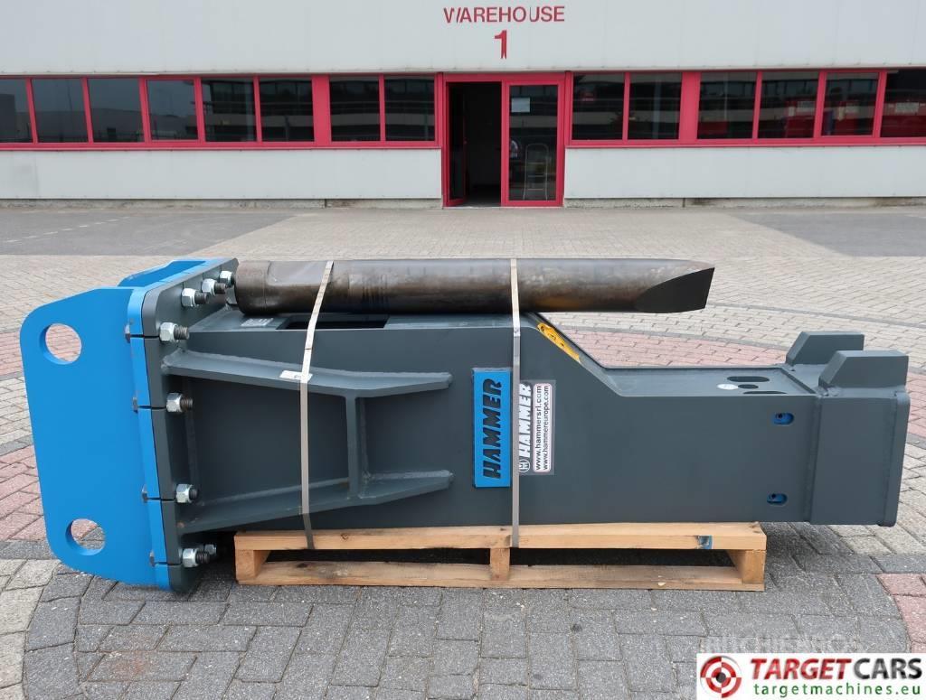 Hammer Hm2500 Hydraulic Excavator Breaker Hammer 26~43T