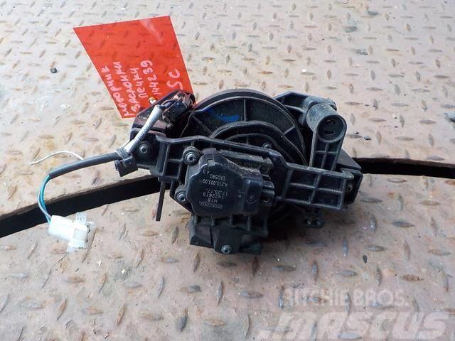 Scania P,G,R series Stove damper motor 1422615