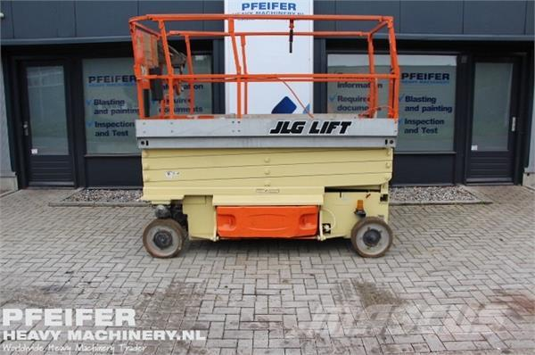 JLG 3246ES Electric 11.75m Working Height.