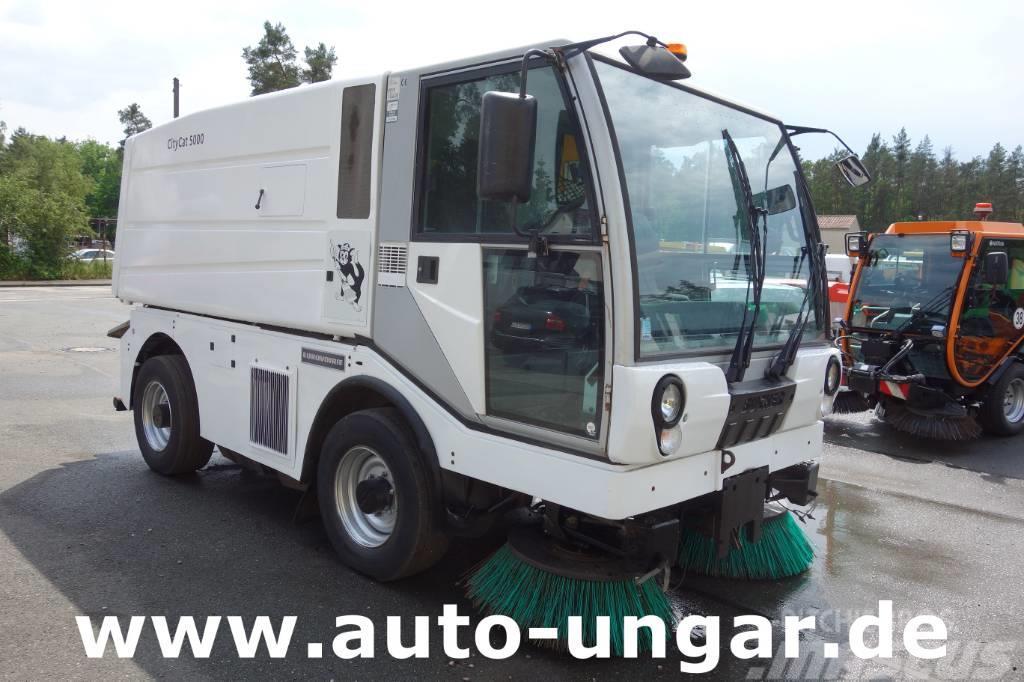 Bucher CityCat CC 5000 4-Rad-Lenkung Kehrmaschine 4193