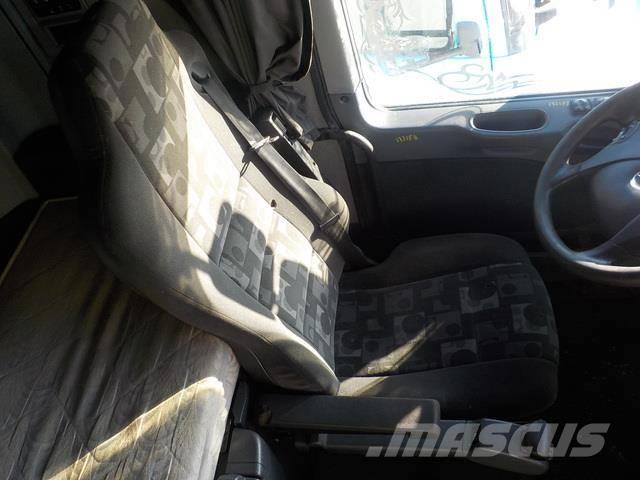 Mercedes-Benz Actros MPII Driver seat 9439105301 9409106801