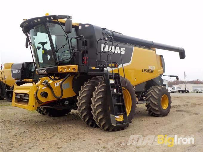 Claas 740