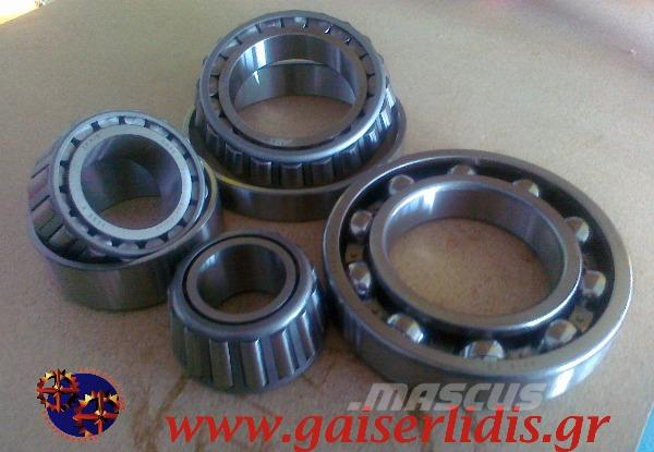 ZF and Mercedes-Benz Gearbox Bearings