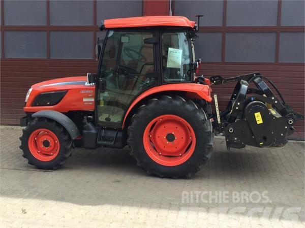 kioti schlepper traktor nx6010ch baujahr 2014. Black Bedroom Furniture Sets. Home Design Ideas