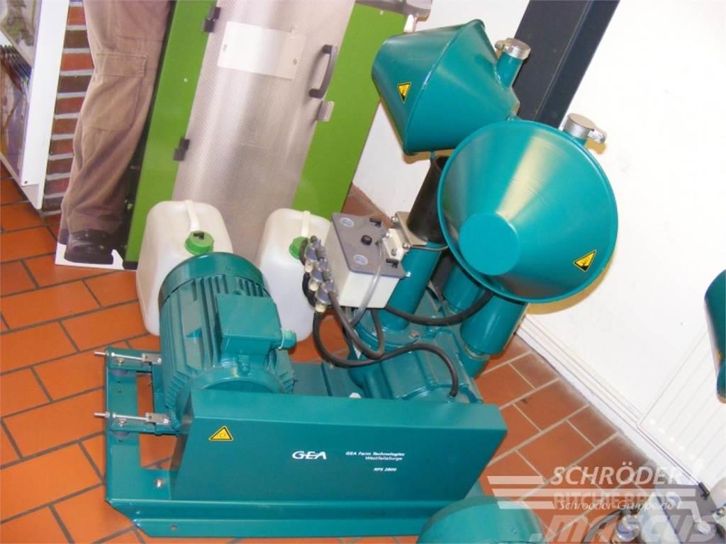 Westfalia Vakuumpumpensatz RPS 2800