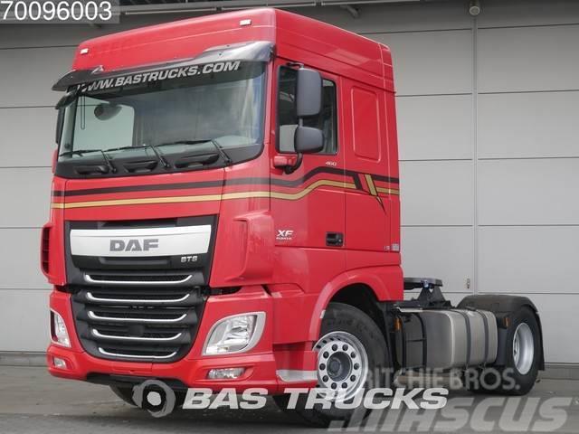 DAF XF 460 4X2 Intarder Hydraulik Euro 6